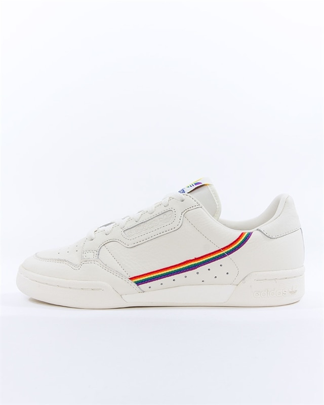 adidas Originals Continental 80 Pride | EF2318 | Vit | Sneakers | Skor | Footish