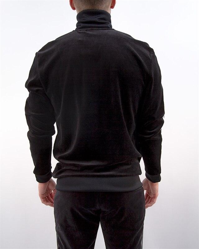 adidas Originals Cozy Tracktop | DX3626 | Svart | Kläder | Footish
