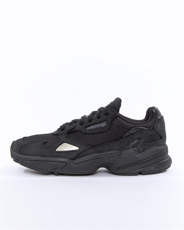 adidas Originals Falcon W   G26880   Schwarz   Sneakers   Schuhe   Footish