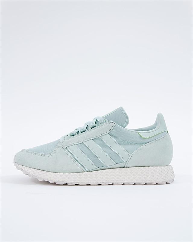 adidas Originals Forest Grove W | B37993 | Grön | Sneakers | Skor | Footish