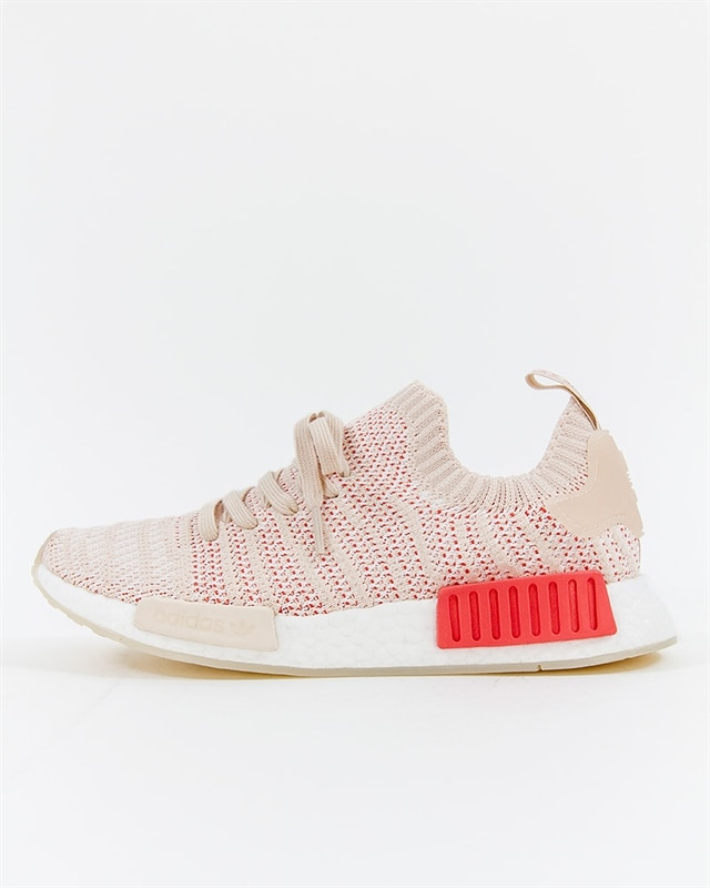 adidas Originals NMD R1 STLT PK W CQ2030 Brown Footish: If you're into sneakers
