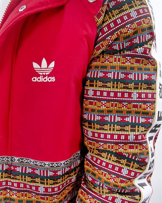 adidas Originals Pharrell Williams Padded Jacket | EA2471 | Flerfärg | Kläder | Footish