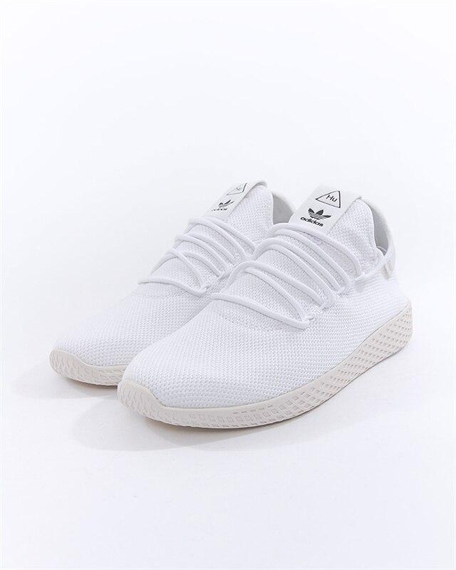 adidas Originals Pharrell Williams Tennis HU   B41792   Vit   Sneakers   Skor   Footish