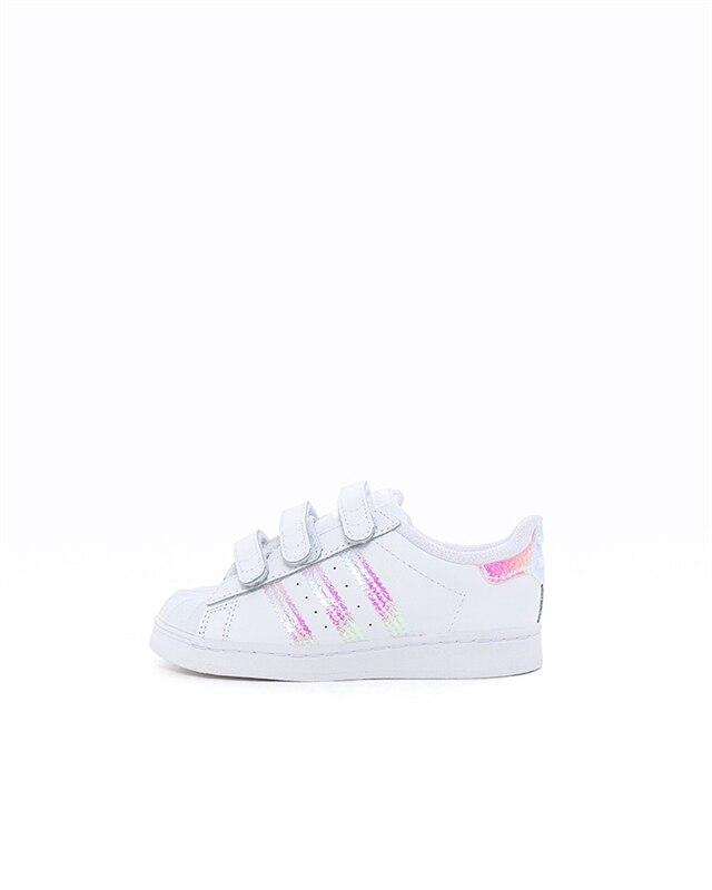 adidas Originals Superstar CF I | FV3657 | Vit | Sneakers | Skor | Footish