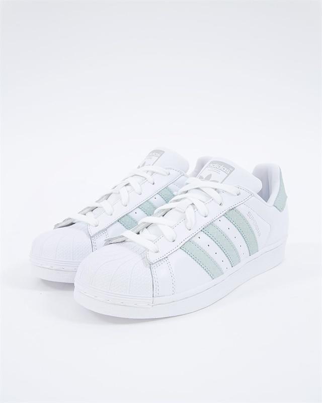 timeless design 99575 f8a0e adidas Originals Superstar W  B41509  Vit  Sneakers  Skor  F