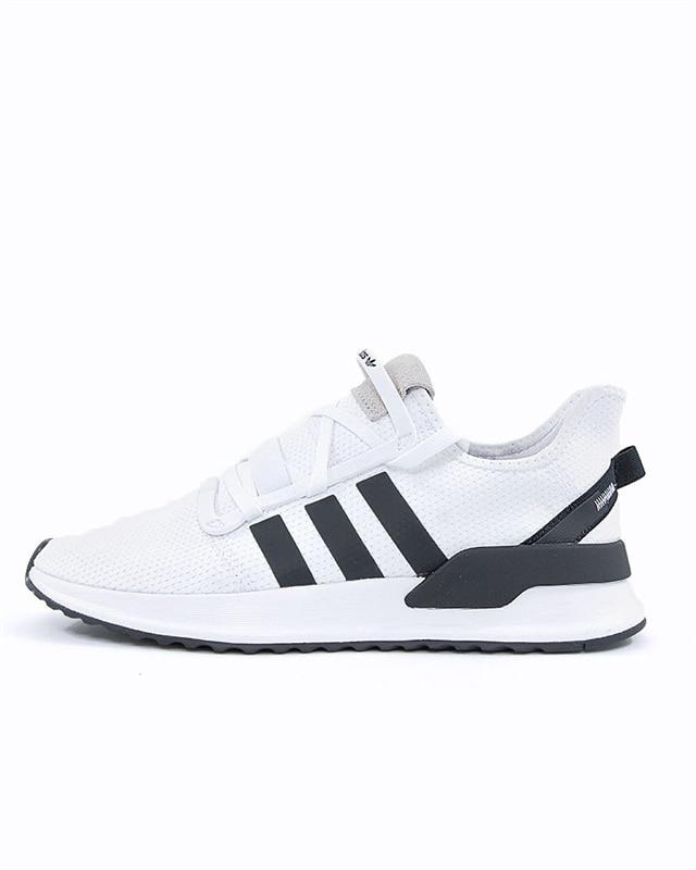 adidas Originals U Path Run | EE7344 | Vit | Sneakers | Skor | Footish