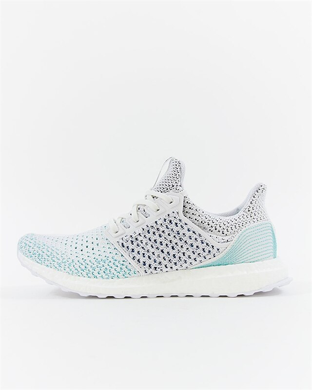 adidas UltraBOOST Parley L BB7076 Vit Footish: If you're into sneakers