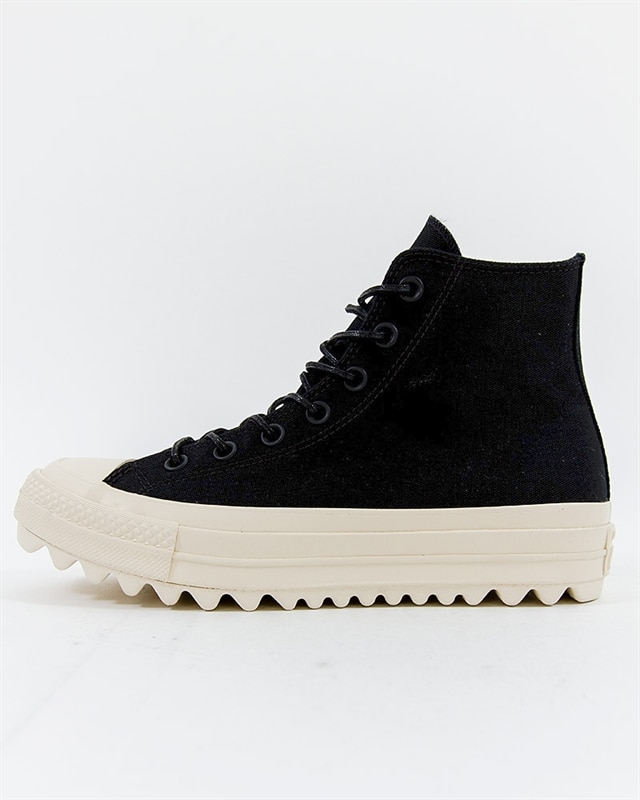 Converse All Star Lift Ripple HI 559856C Svart Footish: If you´re into sneakers
