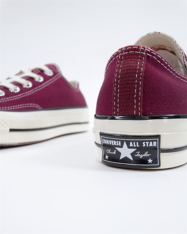 Converse Chuck Taylor All Star Low 70 162059C Röd Footish: If you´re into sneakers