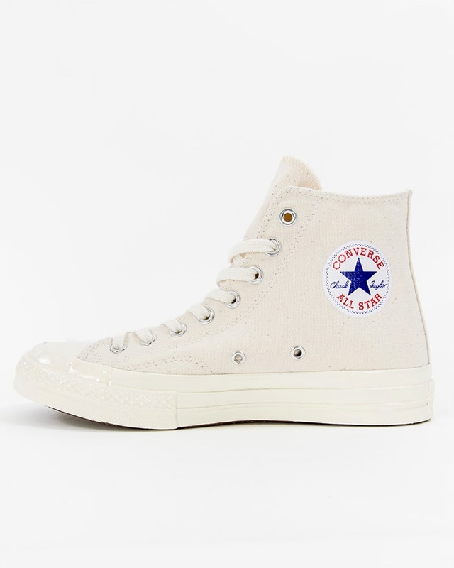 Converse Chuck Taylor Allstar 70 HI White 151227C Footish: If you´re into sneakers