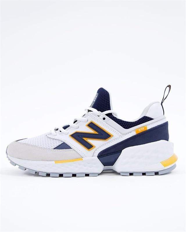 New Balance 574 Sport | MS574EDD | Vit | Sneakers | Skor | Footish