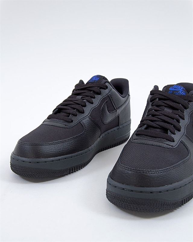 sports shoes 00bb4 c7426 ... top quality nike air force 1 07 ar4233 002 svart sneakers skor footish  4aa43 9cfc4
