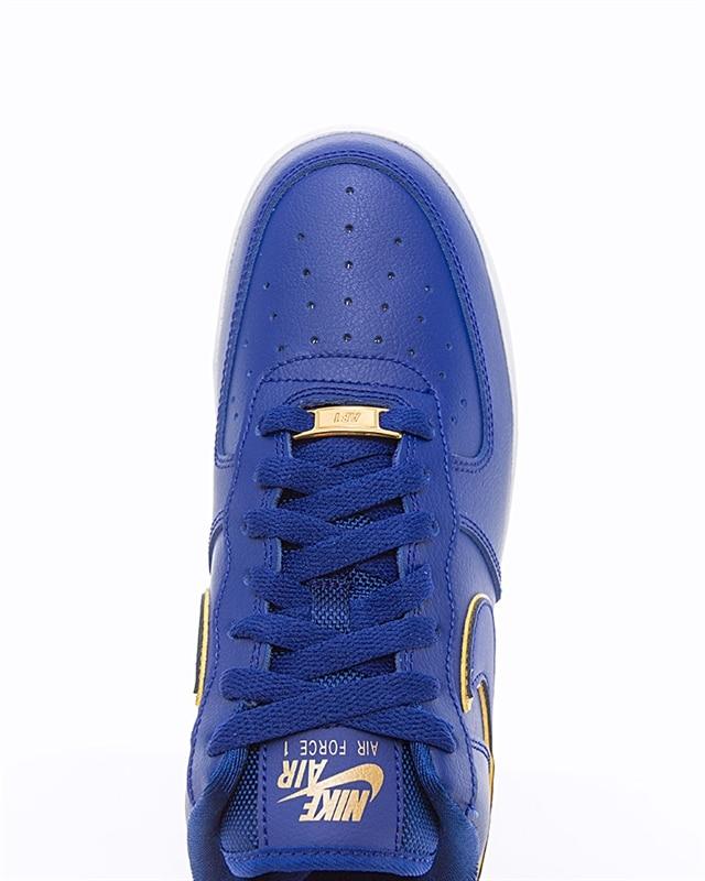 Nike Air Force 1 07 Essential Icon Clash | AO2132 401 | Blå