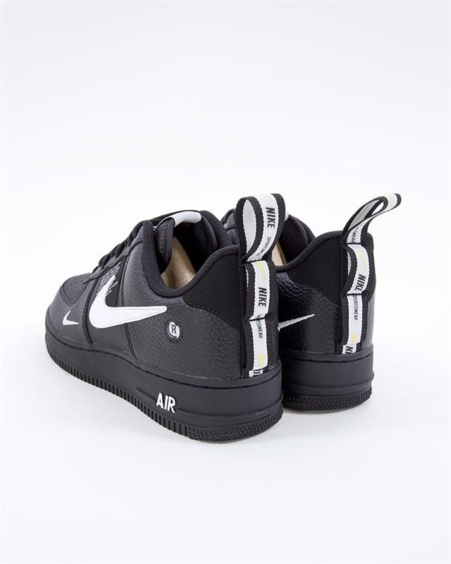 Nike Air Force 1 07 LV8 Utility | AJ7747 001 | Svart | Sneakers | Skor | Footish