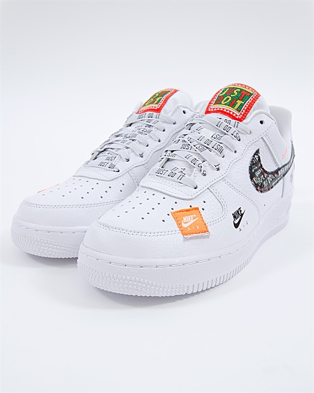Nike Air Force 1 07 Premium JDI AR7719 100 Vit Footish: If you´re into sneakers