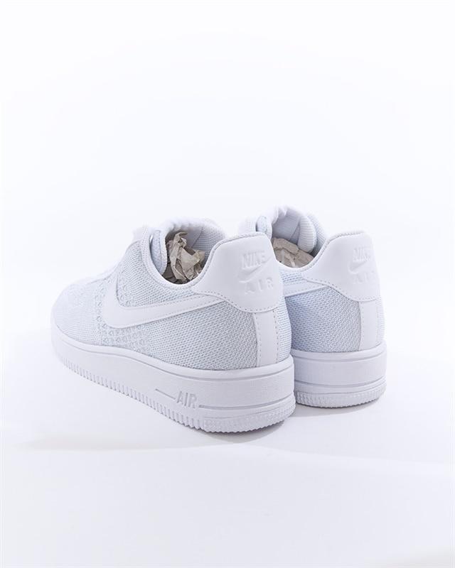 Nike Air Force 1 Flyknit 2.0 | AV3042 100 | Vit | Sneakers | Skor | Footish