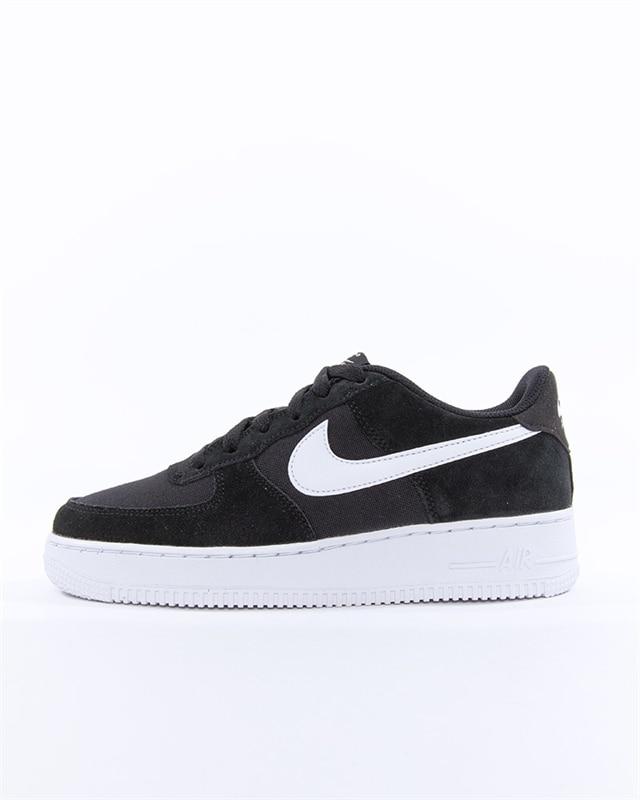 Nike Air Force 1 PE (GS) | BV0064 001 | Svart | Sneakers | Skor | Footish