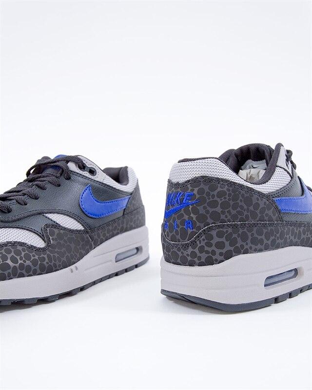 Nike Air Max 1 SE Reflective Off Noir Hyper Blue Atmosphere Grey