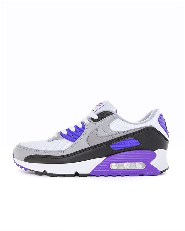 nike air max 90 purple and Weiß
