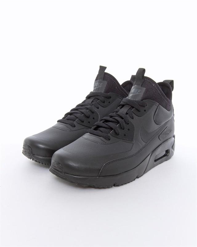 Nike Air Max 90 Ultra Mid Winter | 924458 004 | Svart | Sneakers | Skor | Footish