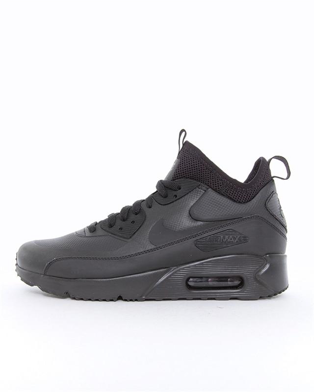 Nike Air Max 90 Ultra Mid Winter   924458 004   Svart   Sneakers   Skor   Footish