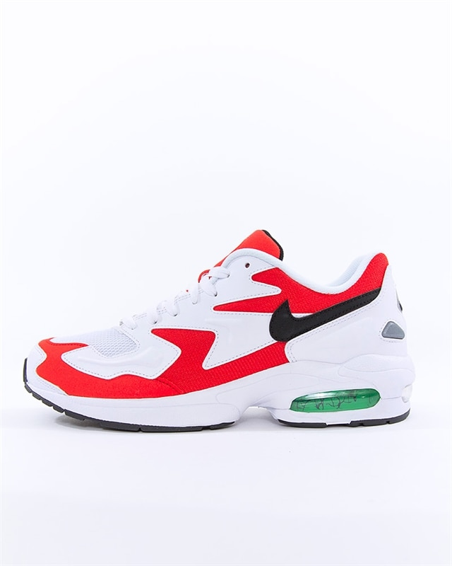 Nike Air Max 2 Light AO1741 101 Weiß | Orange Jungle