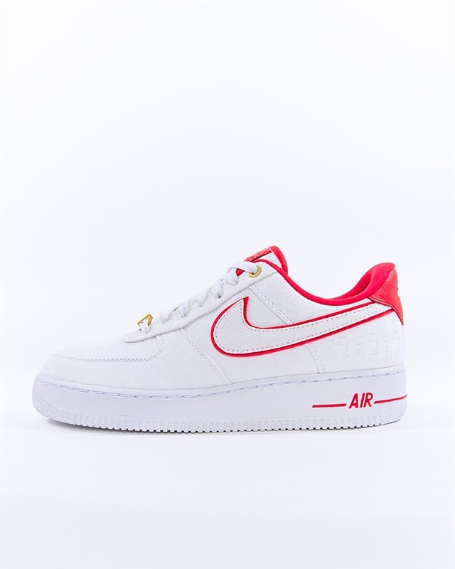 Nike Air Force 1 'Made in Italy' Leather Lux WhiteWhite