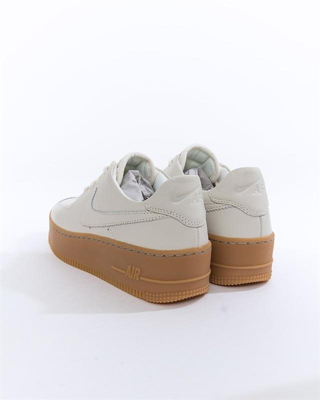 Nike Wmns Air Force 1 Sage Low LX   AR5409 100   Vit   Sneakers   Skor   Footish
