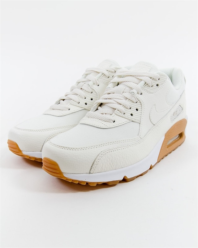Nike Wmns Air Max 90 Premium 896497 100 Vit Footish: If you´re into sneakers