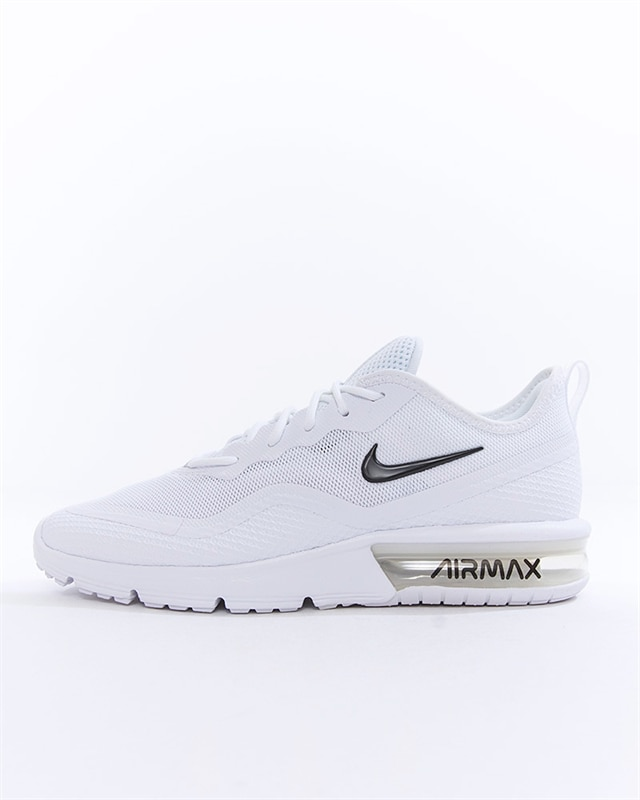 Nike Wmns Air Max Sequent 4.5 | BQ8824 100 | Vit | Sneakers | Skor | Footish