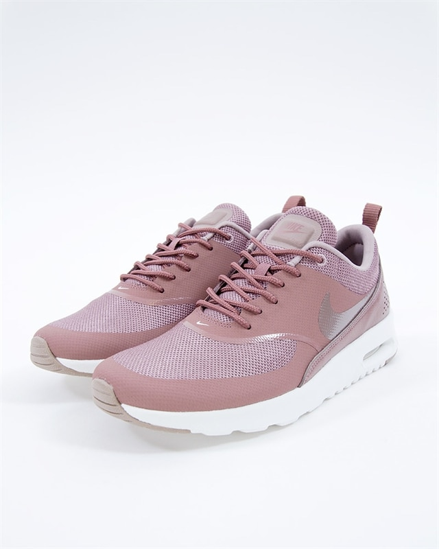 Details about WOMENS NIKE AIR MAX THEA SIZE 4 EUR 37.5 (599409 206) SMOKEY MAUVE PUMICE