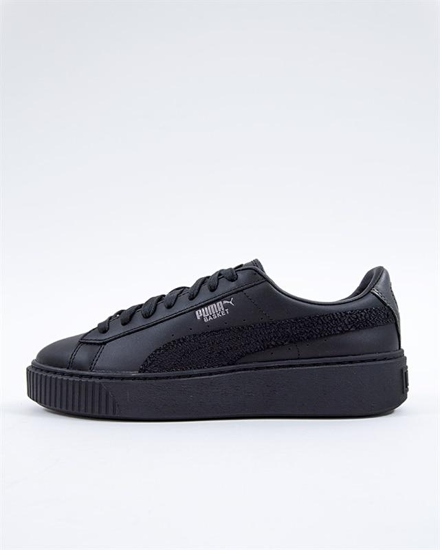 Sneakers PUMA Basket Platform Euphoria Metal 367850 02