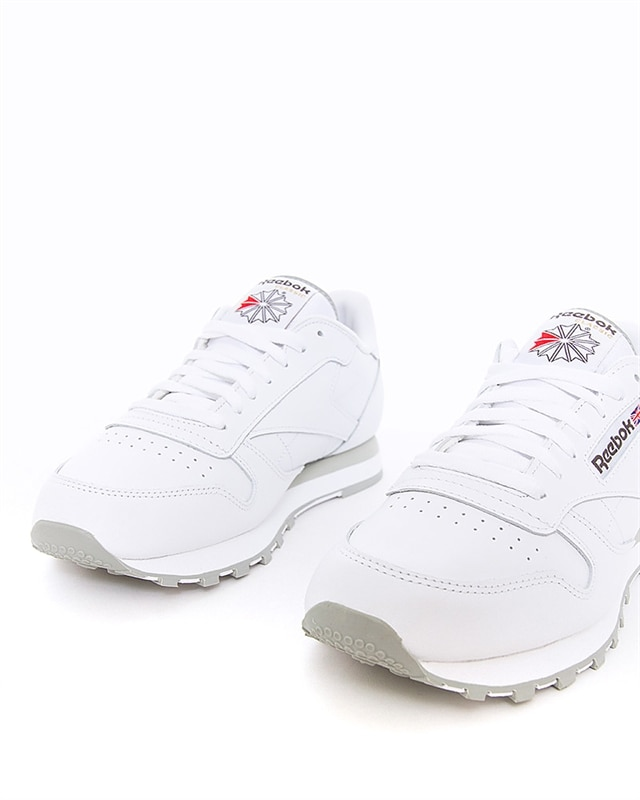 Reebok Classic Leather   2214   Weiss   Sneakers   Schuhe