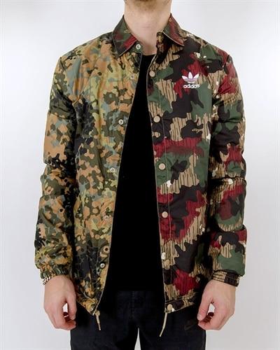 adidas x pharrell williams coach jacket
